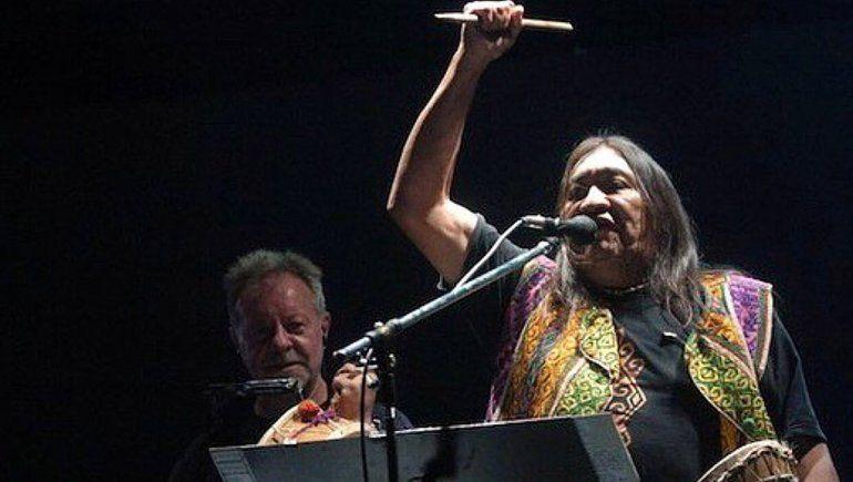 Piden ayuda para el cantante Rubén Patagonia