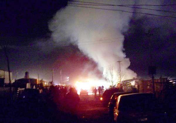 Por un incendio en una casilla del barrio Obrero A, se movilizarán las tomas cipoleñas