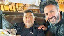 el medico investigado por la muerte de maradona pidio viajar a rio negro