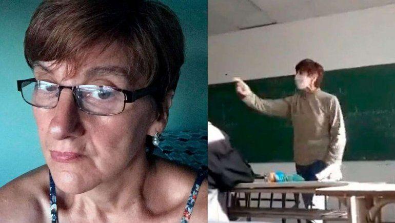 Alberto defendió a la docente: Ese debate es formidable, abre la cabeza