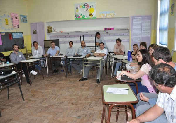 Se reúnen Concejales y Revisores de Cuentas del Alto Valle de la UCR