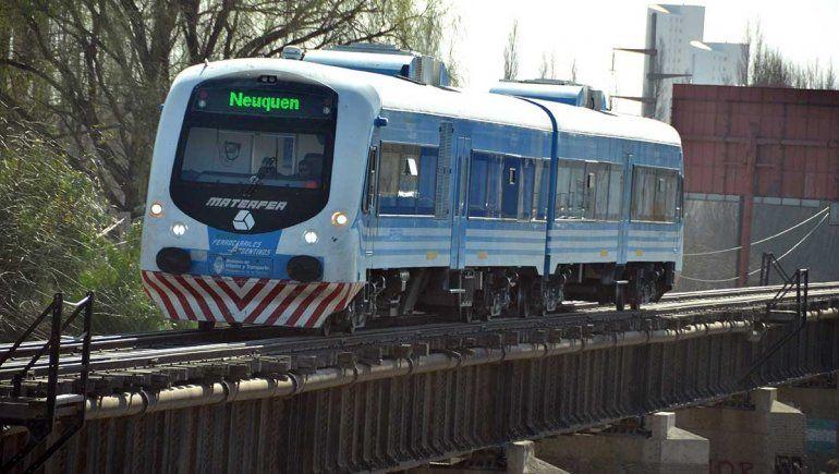 Suspenden los viajes del Tren del Valle a Cipolletti tras el accidente