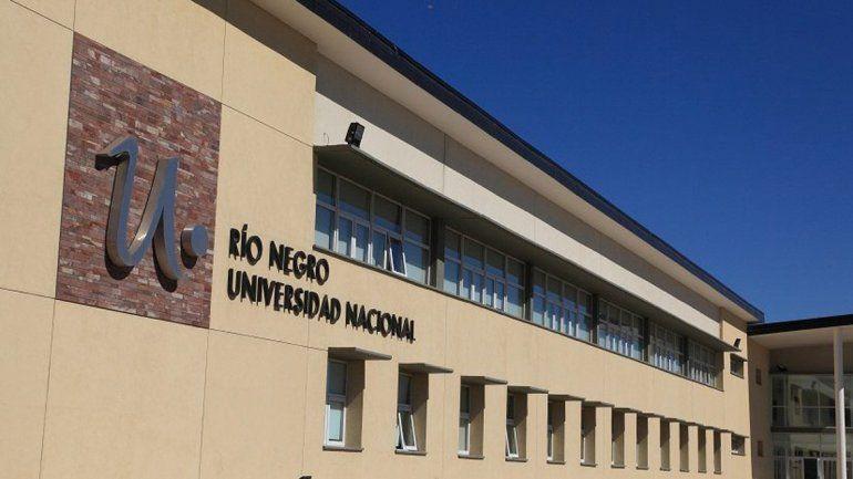 La UNRN abre la inscripción para el ciclo lectivo 2022