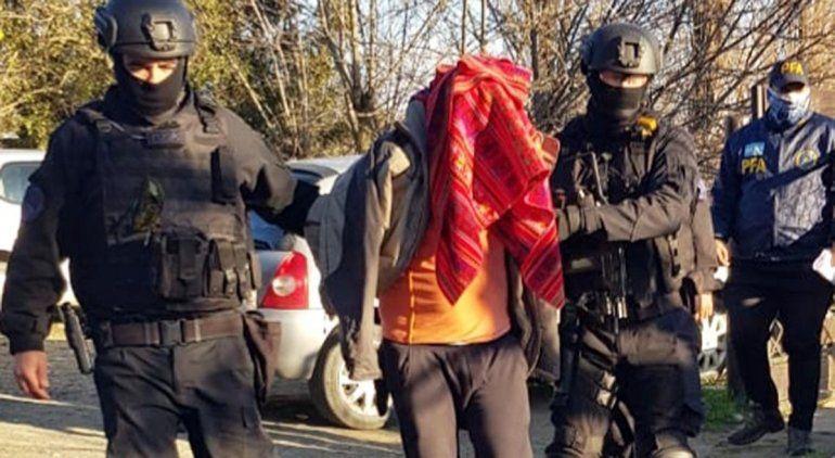 Neuquino prófugo fue detenido en Bariloche con cocaína