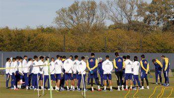 Boca: volvió Andrada al país y Cardona a los entrenamientos