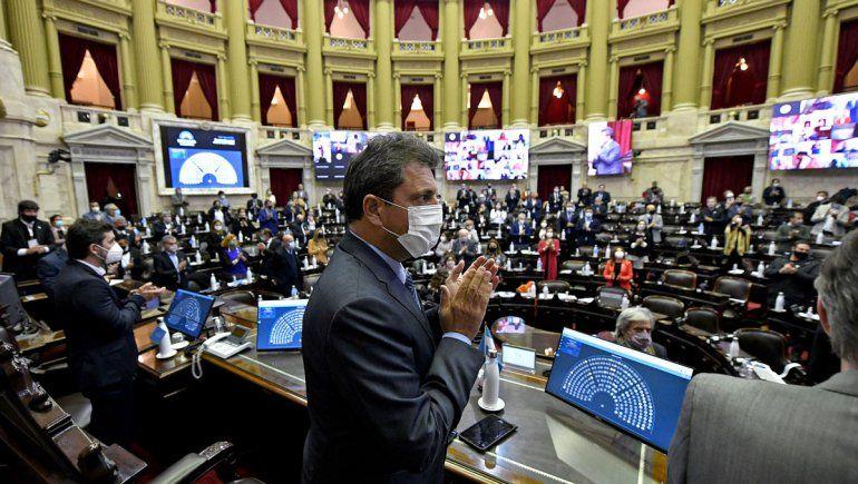 Diputados aprobó la postergación de las PASO y las elecciones generales