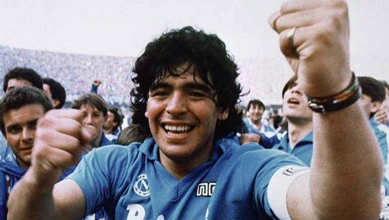A 34 años del día en el que el Napoli y Diego dejaron de rodillas al norte italiano