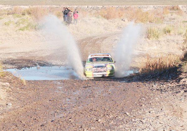 Se puso en marcha el Rally Regional