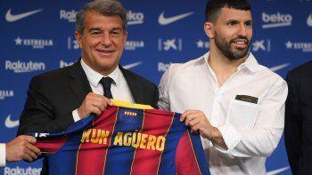 Barcelona quiere que Messi renueve cuanto antes: El Kun Agüero está ayudando