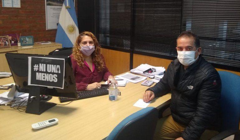 Gestionarán reunión de hospitalarios con Fernanda Raverta, titular de la Anses