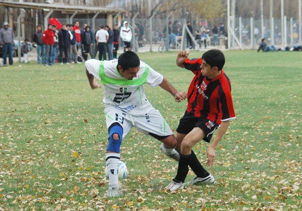 Taller Pozas-La Fiore FC, la final