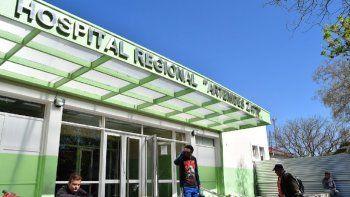 El caso del cirujano que accedió a la suspensión de juicio a prueba fue en el Hospital Zatti de Viedma.