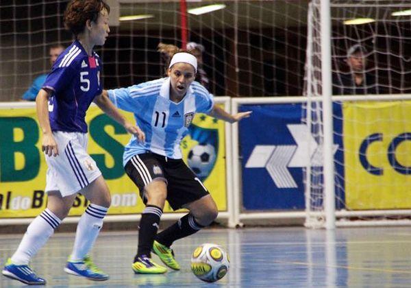 Quinto puesto mundialista argentino