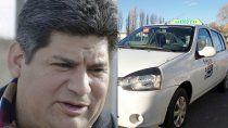el taxista desaparecido habria escapado de la region