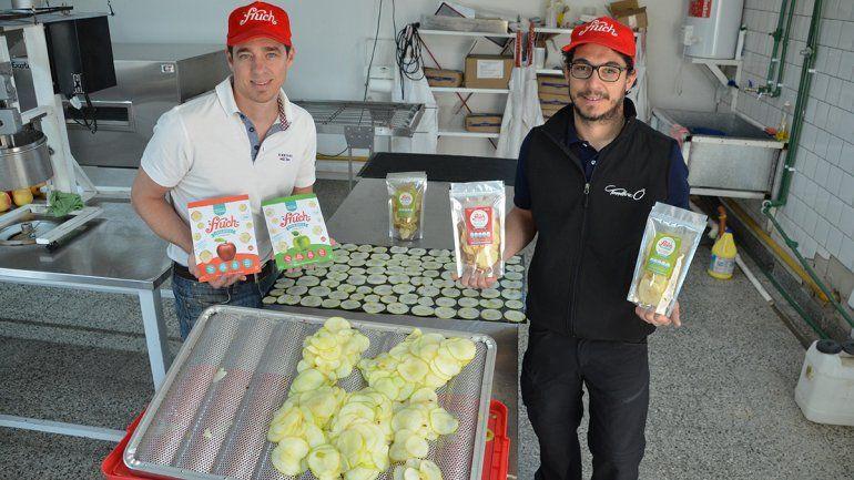 Dos empresas familiares del Alto Valle apuntan al mercado europeo