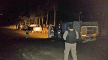 secuestraron tres metros cubicos de lena nativa en bariloche