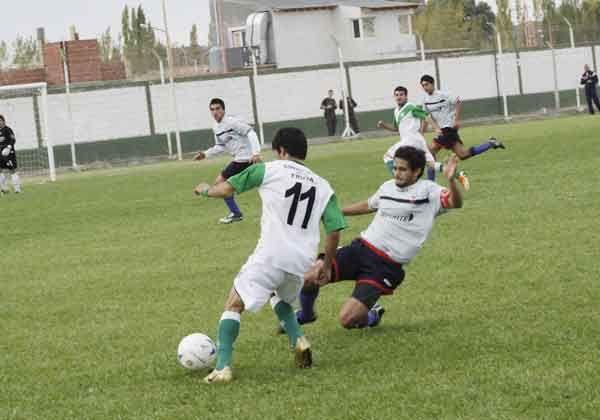 Programación de la Liga Deportiva Confluencia