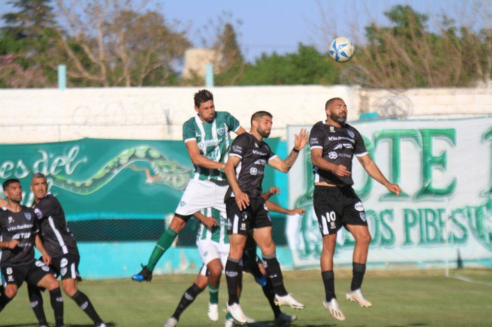 Dura derrota de Cipolletti en San Juan