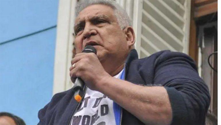 Otorgan la excarcelación al ex jefe de la Uocra, Pata Medina