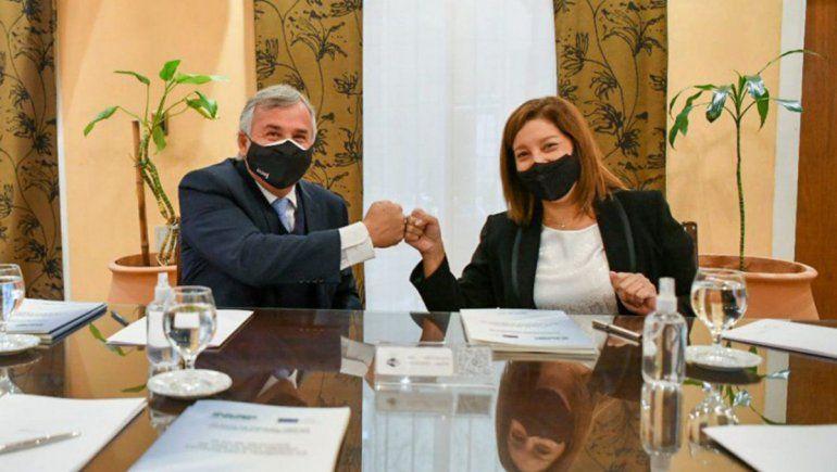 En sociedad, Río Negro y Jujuy producirán energía limpia