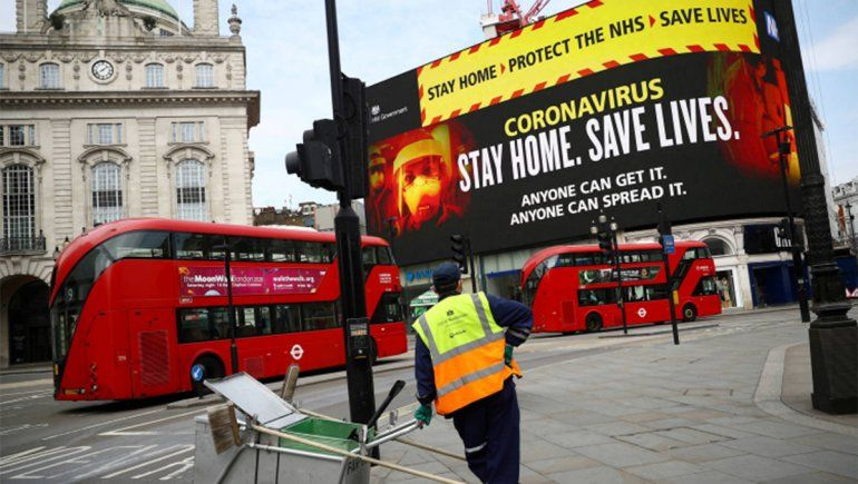 Por primera vez, Reino Unido no registró muertes diarias