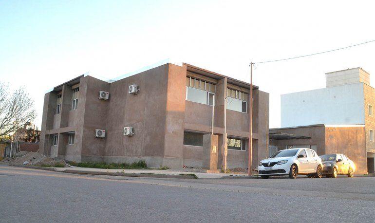 Millonario aporte para terminar la sede propia de APASIDO