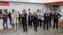 anticipan inauguracion del hospital modular en bariloche