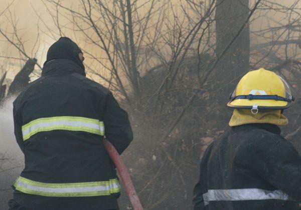 Bomberos, sin descanso por incendios