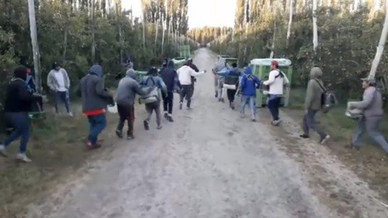 Los requisitos para la llegada de los trabajadores rurales