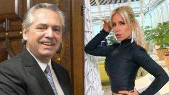 Flor Peña le hizo frente a las críticas y habló de su encuentro con Alberto Fernández