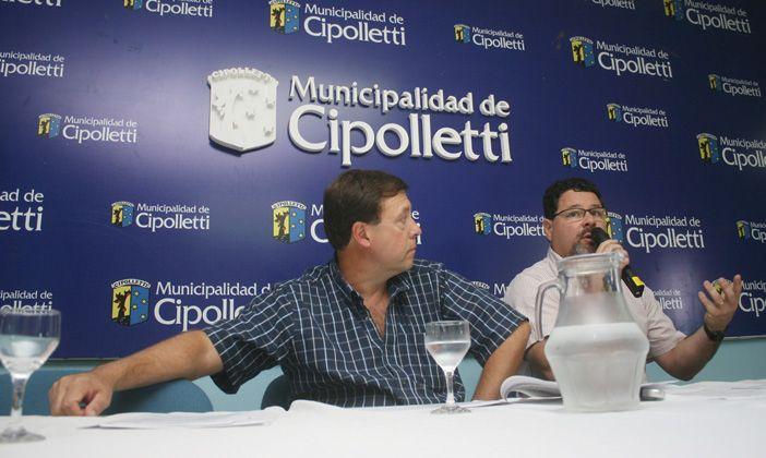 Cipolletti orienta su actividad deportiva hacia la participación comunitaria