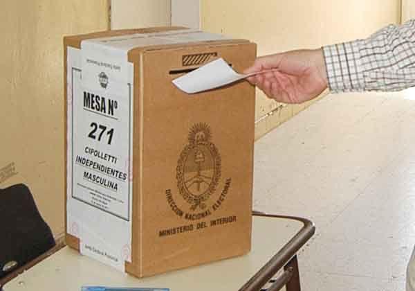 San Juan, primera provincia en que votarán a partir de los 16 años
