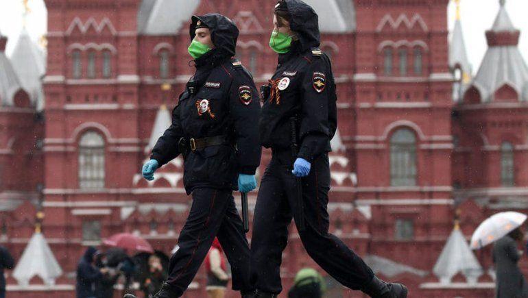 Coronavirus: Rusia ya es el segundo país con más casos