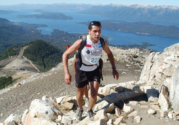 Reyes terminó segundo en un Maratón alpino disputado en España