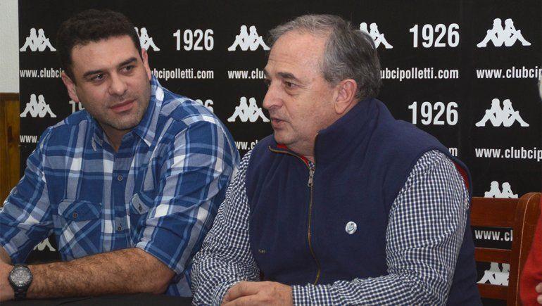 Rapazzo Cesio define su continuidad como presidente albinegro