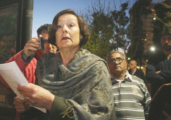 Recordaron a Ana Zerdán con nueva esperanza en la Justicia