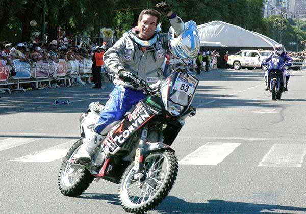 Busin ya fue registrado y correrá un nuevo Dakar
