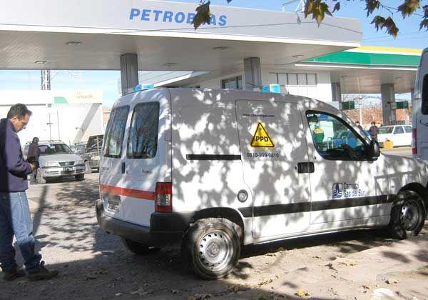 Olor a gas causó inquietud en un sector de la ciudad