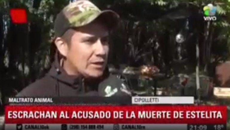 La polémica entrevista televisiva en la que Jara habla del caso Estelita