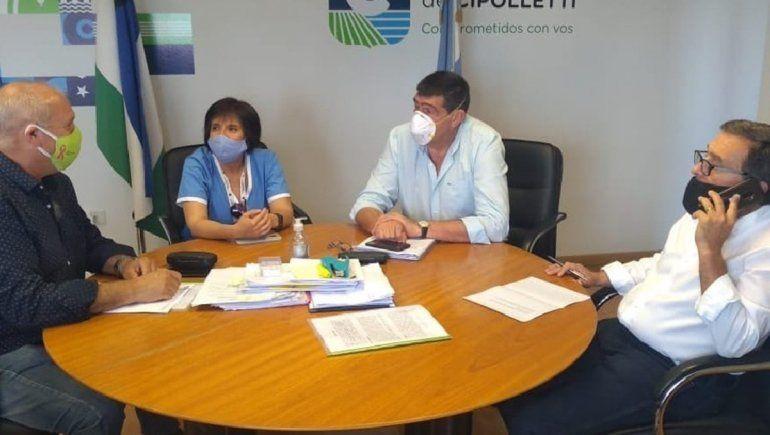 Firmaron el acuerdo para ampliar la Terapia Intensiva del hospital local