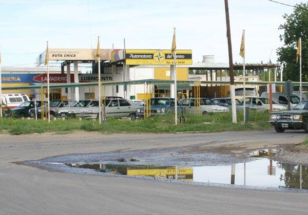 Semáforo para Ruta 65 y Puerto Belgrano
