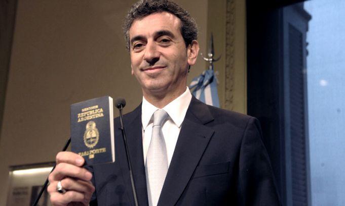 Presentaron el nuevo pasaporte