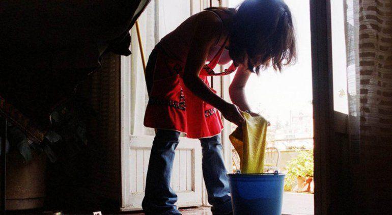 COVID-19: crecen los contagios entre el personal doméstico