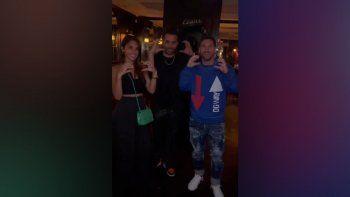 Messi y Antonela, un solo corazón: el video más divertido