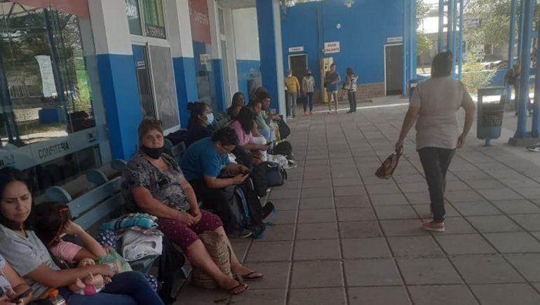 Una pesadilla: regresaban de Las Grutas y estuvieron más de 10 horas varados