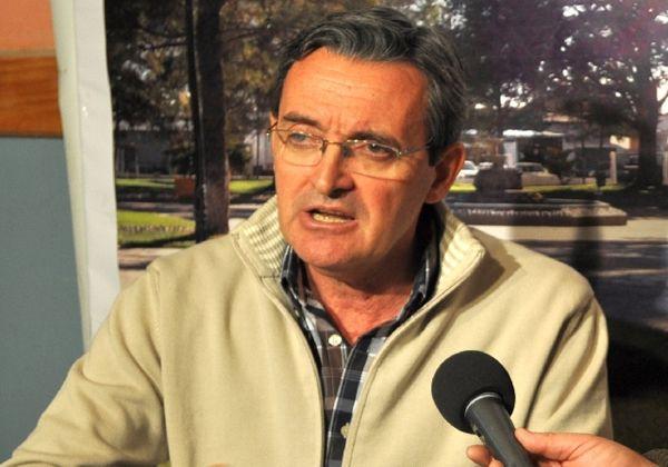 Críticas de Mendioroz al ministro Alfredo Palmieri