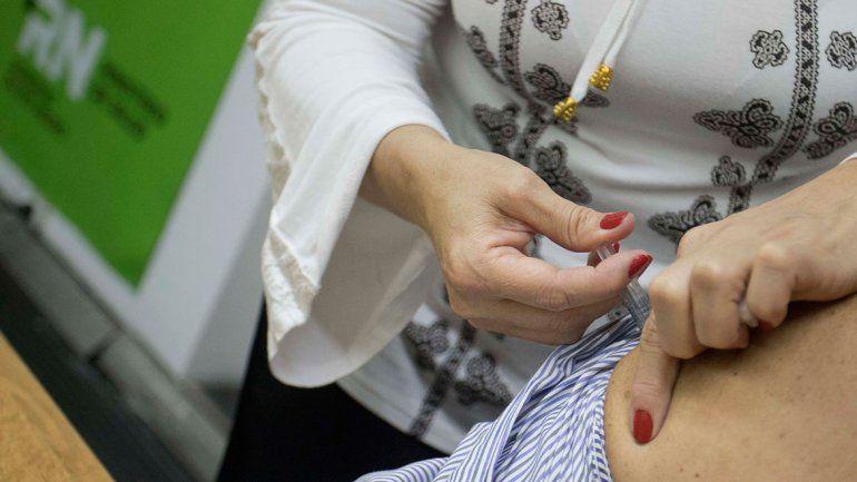 Comienza la campaña de vacunación antigripal 2021 en Río Negro