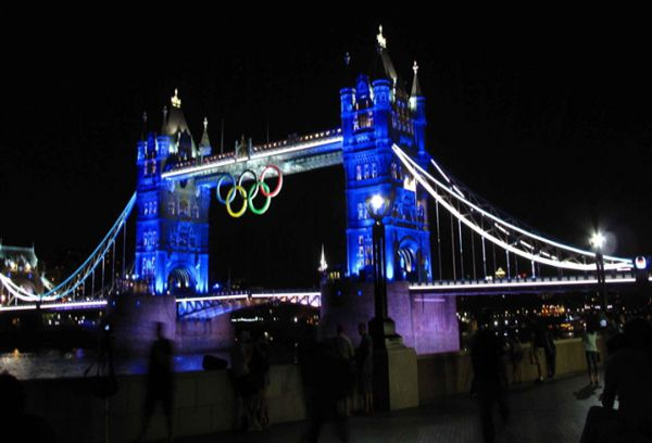 Todo listo en Londres para la ceremonia de inauguración de los Juegos Olímpicos 2012