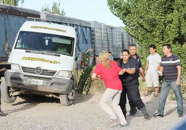Familiares de los niños criticaron la atención hospitalaria en Cipolletti