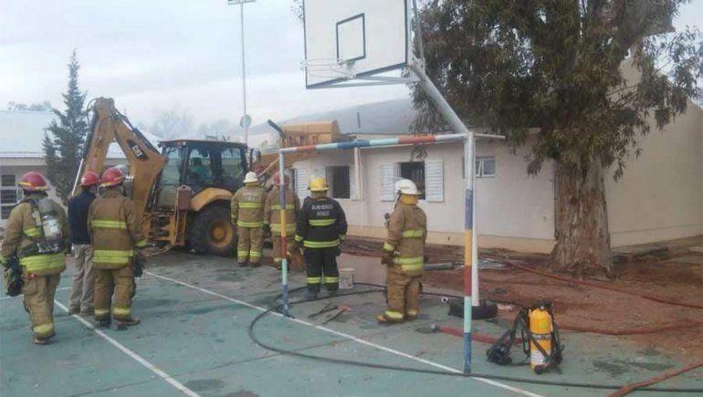 Qué dijo el Gobierno sobre la trágica explosión en Aguada San Roque